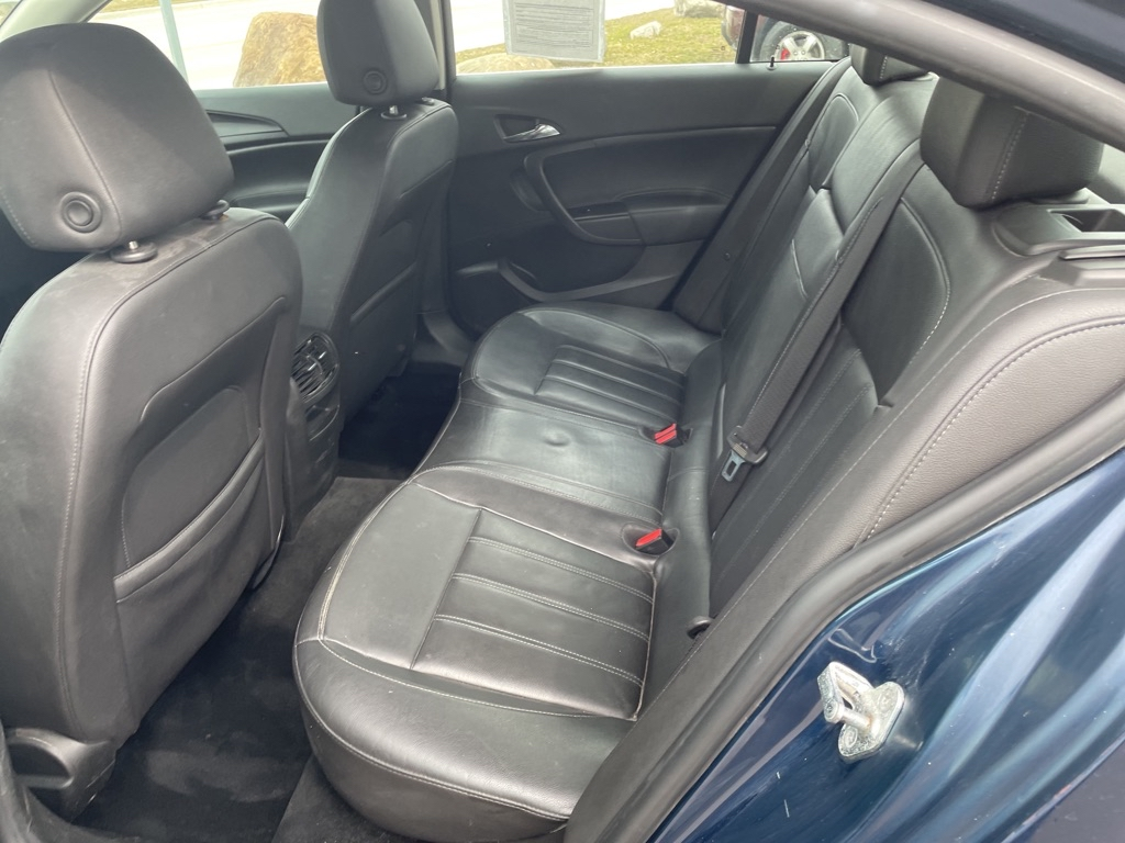 2011 BUICK REGAL CXL in Amherst