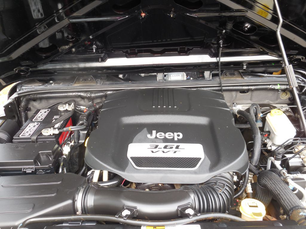 2013 JEEP WRANGLER SPORT in Amherst
