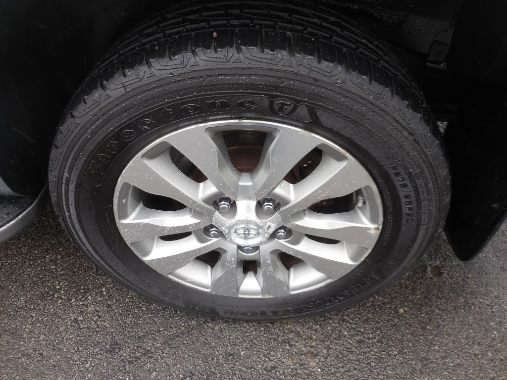 2010 TOYOTA SEQUOIA LIMITED in Amherst