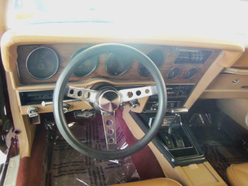 1972 MERCURY COUGAR XR7 in Amherst