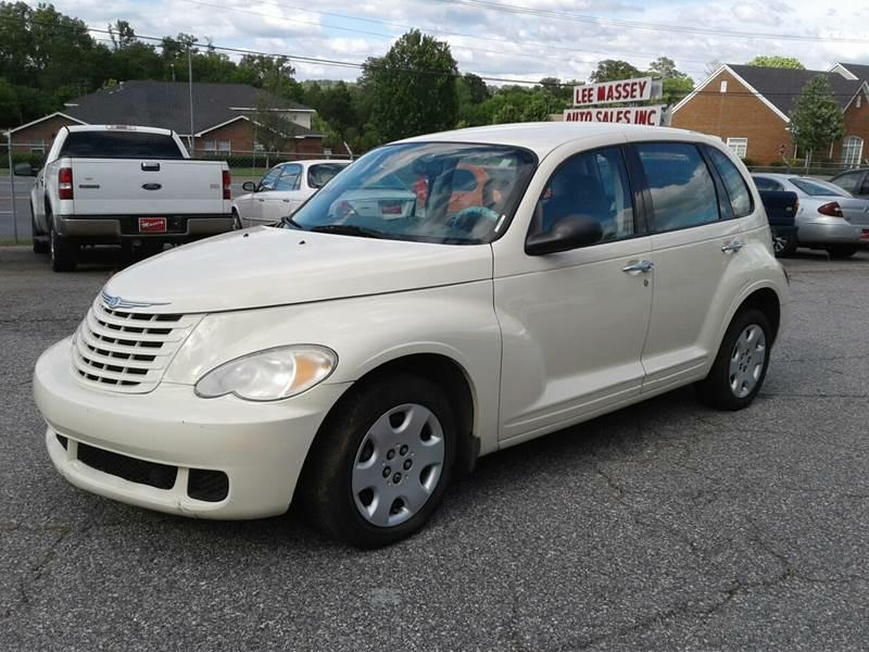 2008 CHRYSLER PT CRUISER 3A8FY48BX8T104597 LEE MASSEY AUTO SALES INC