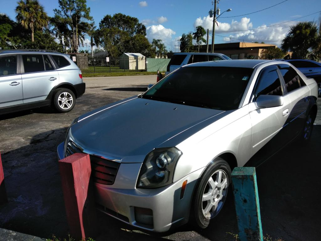 2006 CADILLAC CTS 1G6DM57T060109041 TOP CAR SALES