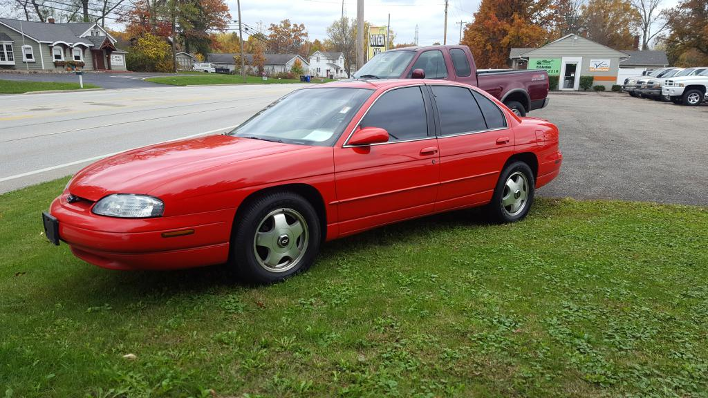1998 Chevrolet Lumina Ltz For Sale In Kent Street Motor