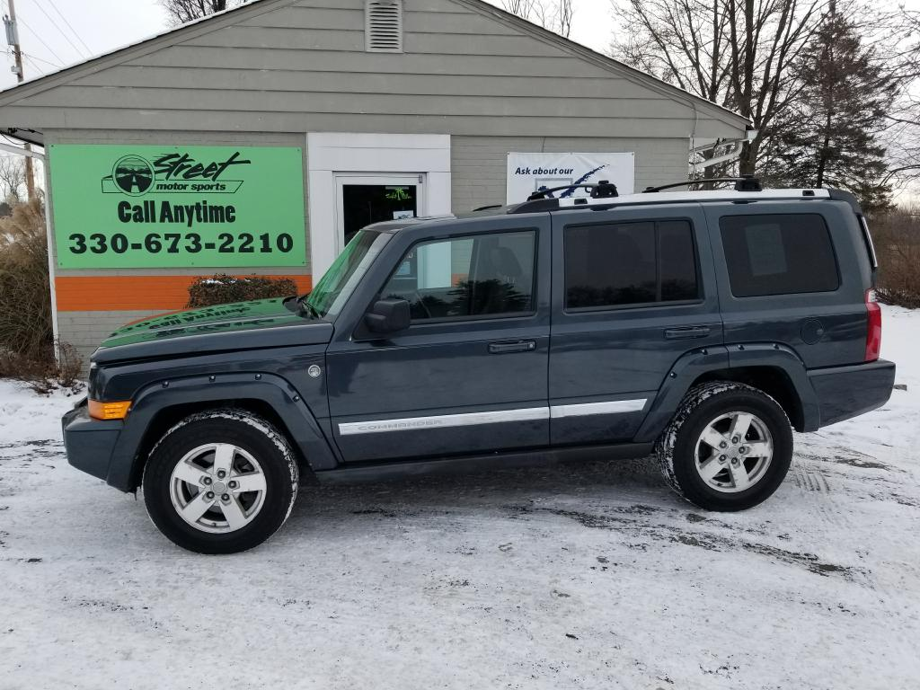 2007 jeep commander limited for sale in kent street. Black Bedroom Furniture Sets. Home Design Ideas