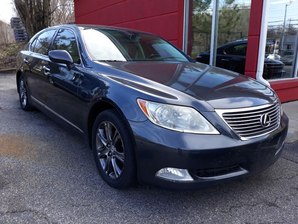2009 LEXUS LS460L JTHDL46F495000593 KINGS MOTORS