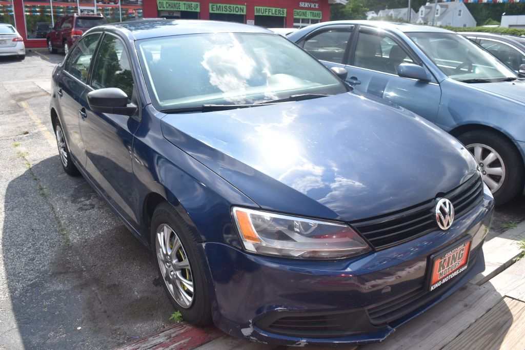 2013 VOLKSWAGEN JETTA 3VW2K7AJ5DM401059 KINGS MOTORS