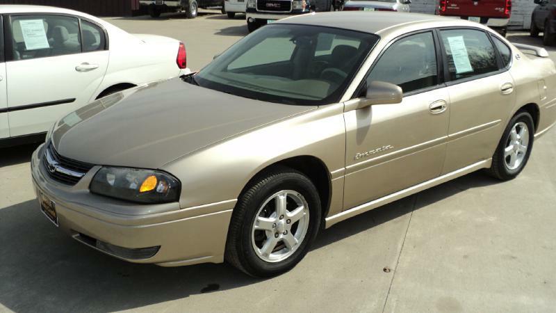 2004 CHEVROLET IMPALA  Keokuk Auto Credit Keokuk IA