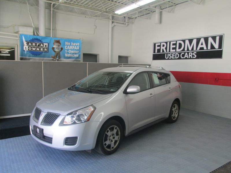 2009 PONTIAC VIBE for sale at Friedman Used Cars | Bedford Heights, Ohio