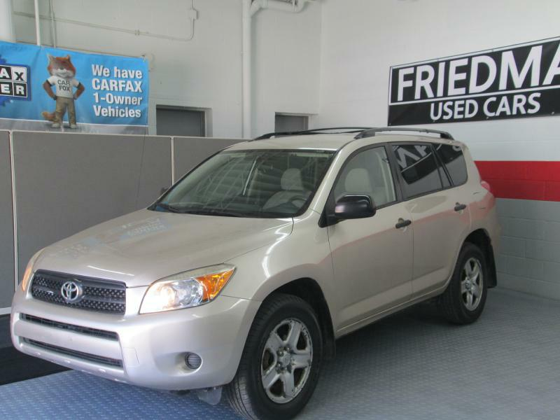 2006 TOYOTA RAV4  for sale at Friedman Used Cars