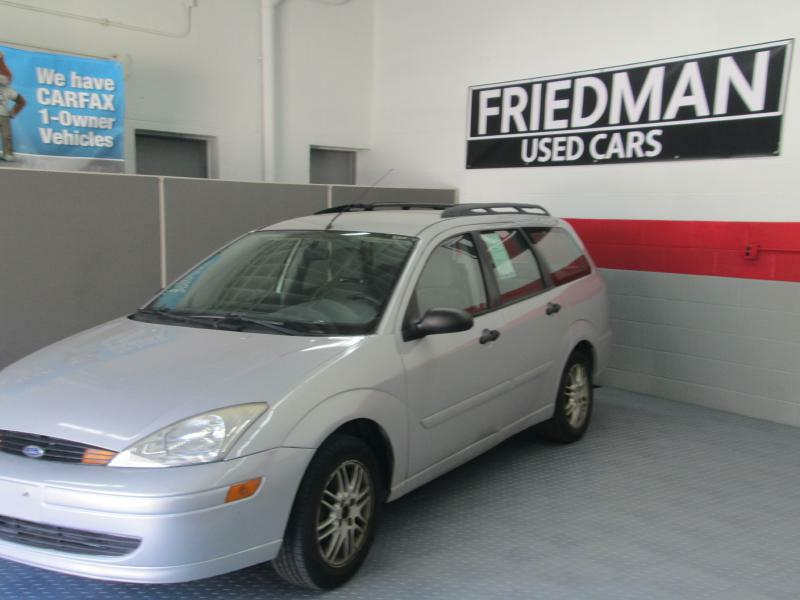 2002 FORD FOCUS SE for sale at Friedman Used Cars