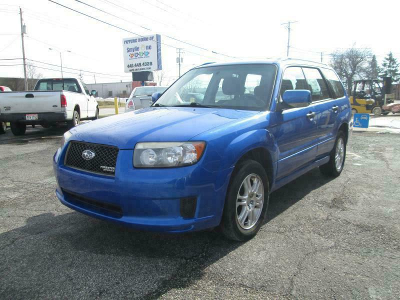 2008 SUBARU FORESTER SPORTS 2.5 X for sale at Friedman Used Cars