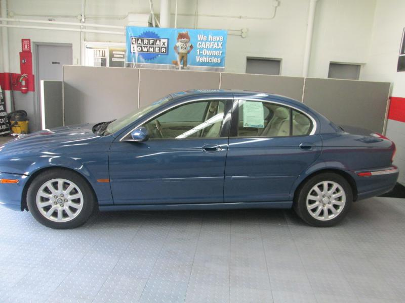 2003 JAGUAR X-TYPE 2.5 for sale at Friedman Used Cars