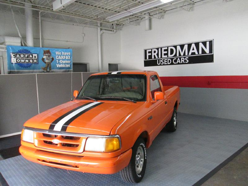 1997 FORD RANGER  for sale at Friedman Used Cars