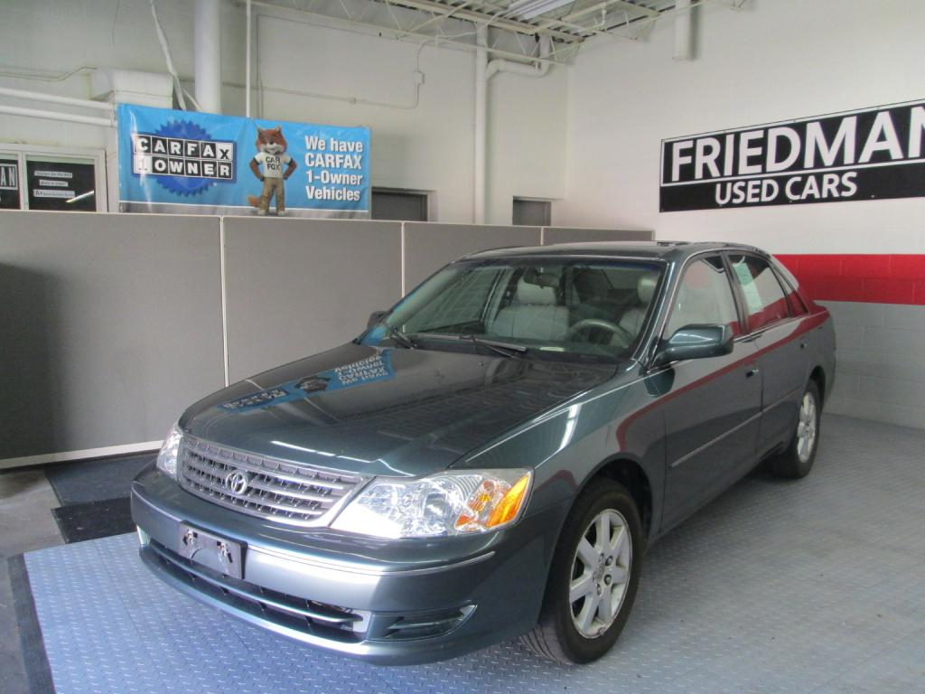 2003 TOYOTA AVALON XL for sale at Friedman Used Cars