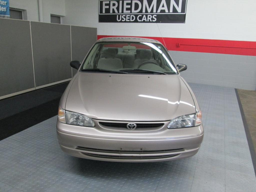 2000 TOYOTA COROLLA VE for sale at Friedman Used Cars
