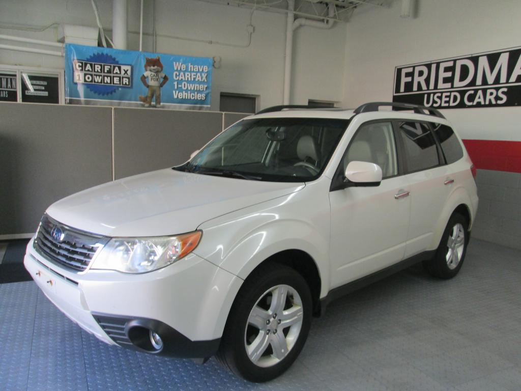 2009 SUBARU FORESTER 2.5X LIMITED for sale at Friedman Used Cars