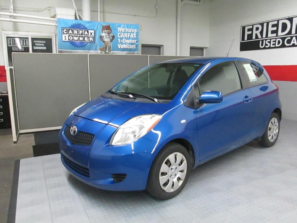 2007 TOYOTA YARIS  for sale at Friedman Used Cars