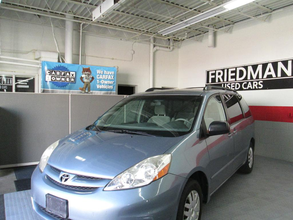 2006 TOYOTA SIENNA CE for sale at Friedman Used Cars