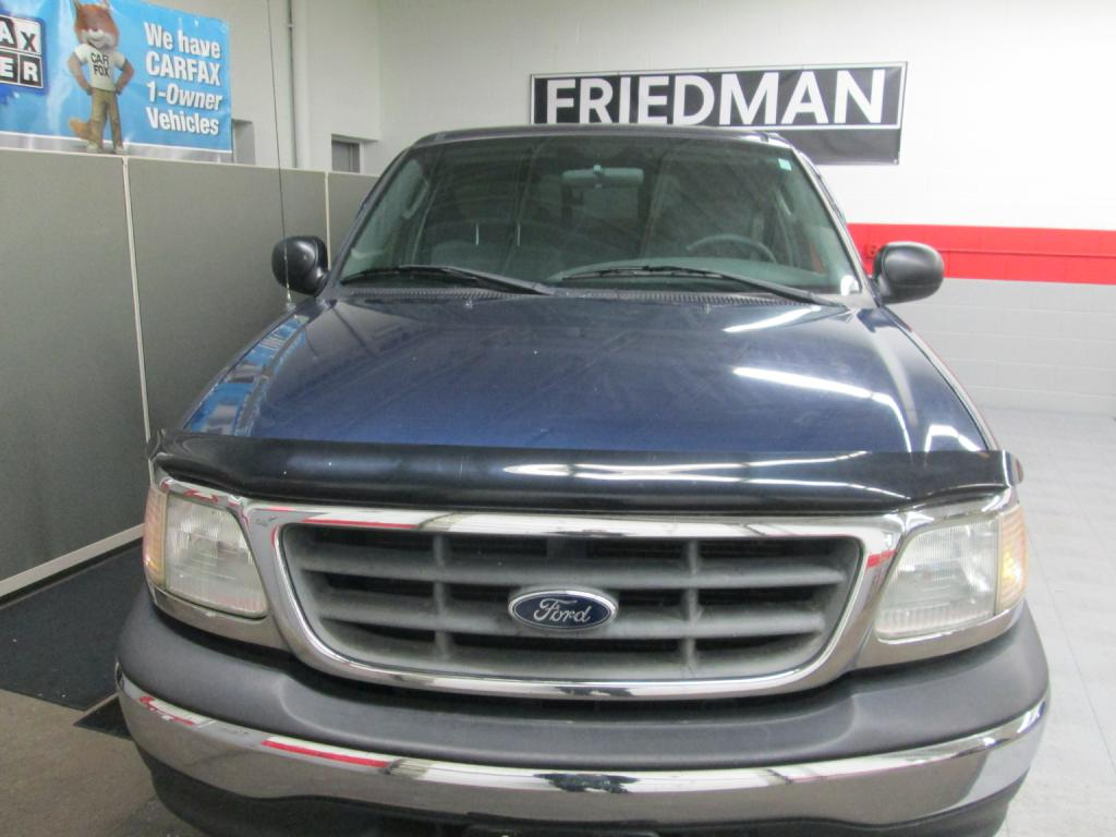 2003 FORD F150 SUPERCREW for sale at Friedman Used Cars