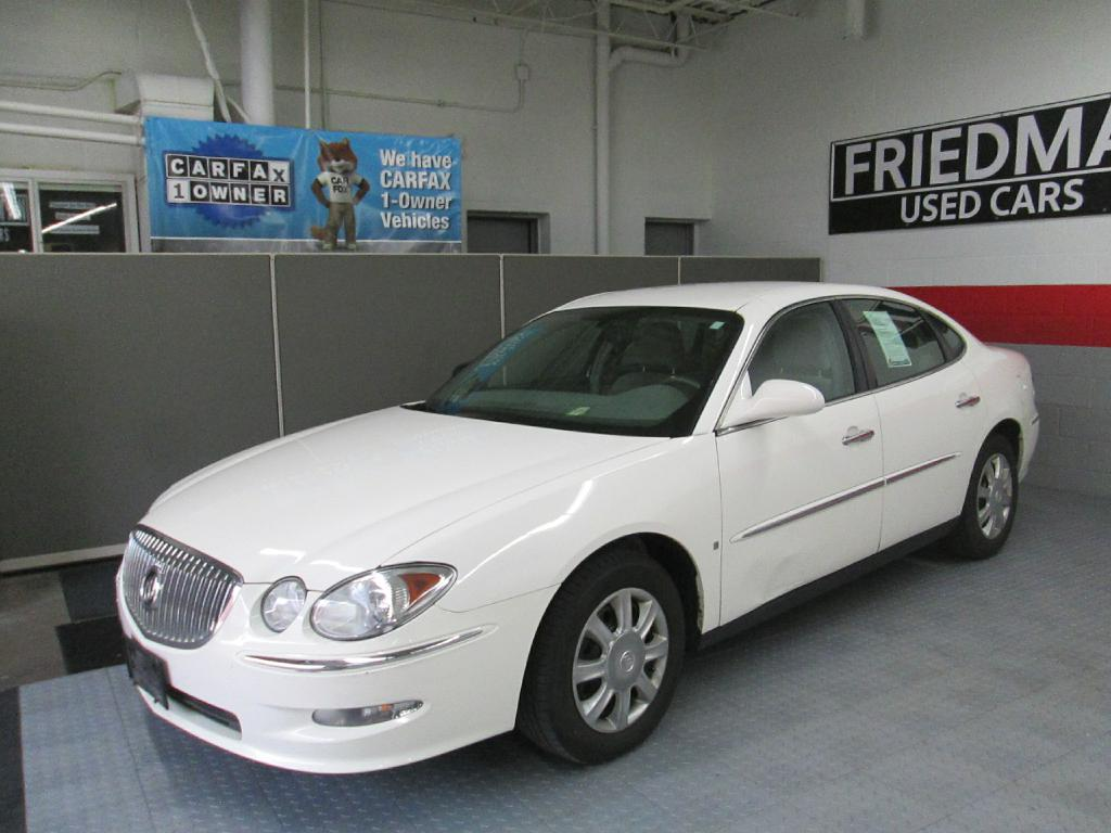 2008 BUICK LACROSSE CX for sale at Friedman Used Cars