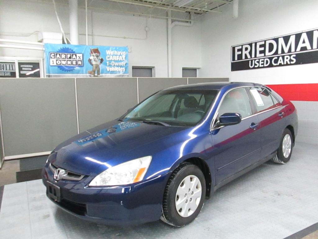 2003 HONDA ACCORD LX for sale at Friedman Used Cars