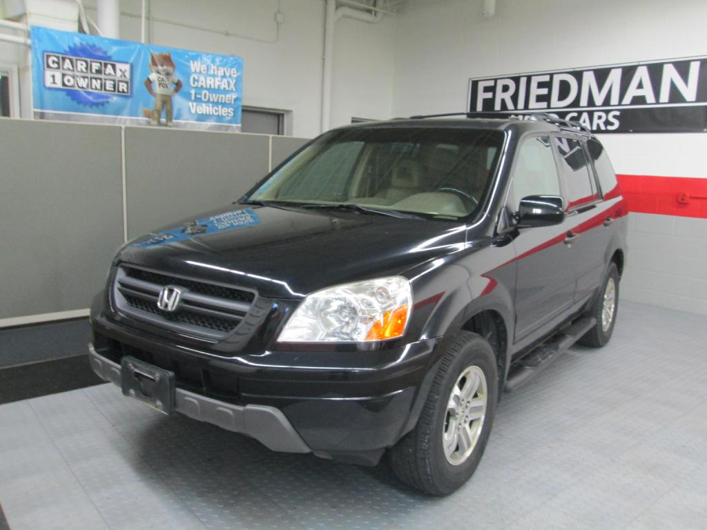 2005 HONDA PILOT EXL for sale at Friedman Used Cars