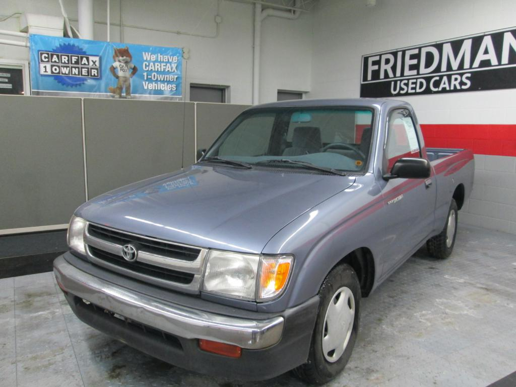 1998 TOYOTA TACOMA  for sale at Friedman Used Cars