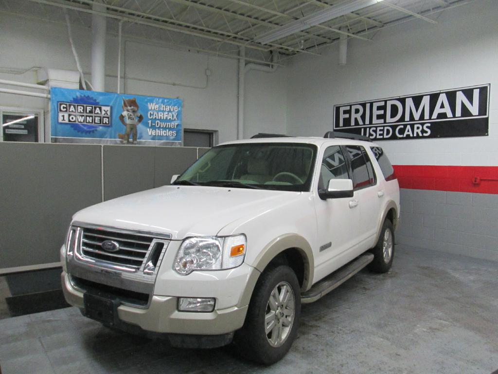 2008 ford explorer eddie bauer for sale at friedman used cars