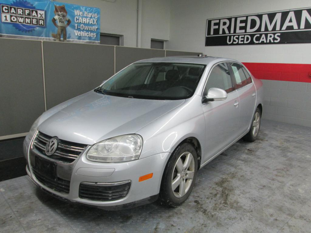 2008 VOLKSWAGEN JETTA SE for sale at Friedman Used Cars