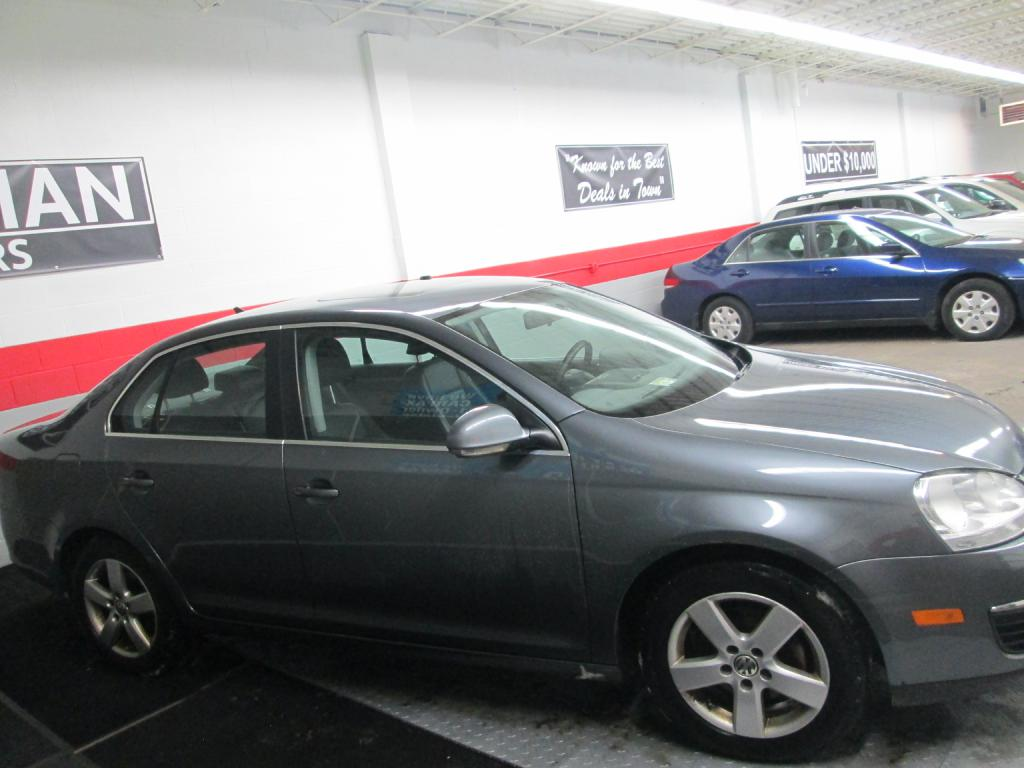 2009 VOLKSWAGEN JETTA SE for sale at Friedman Used Cars
