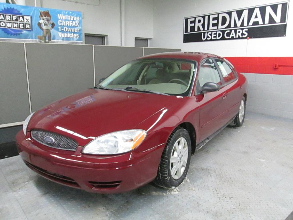 2006 FORD TAURUS SE for sale at Friedman Used Cars