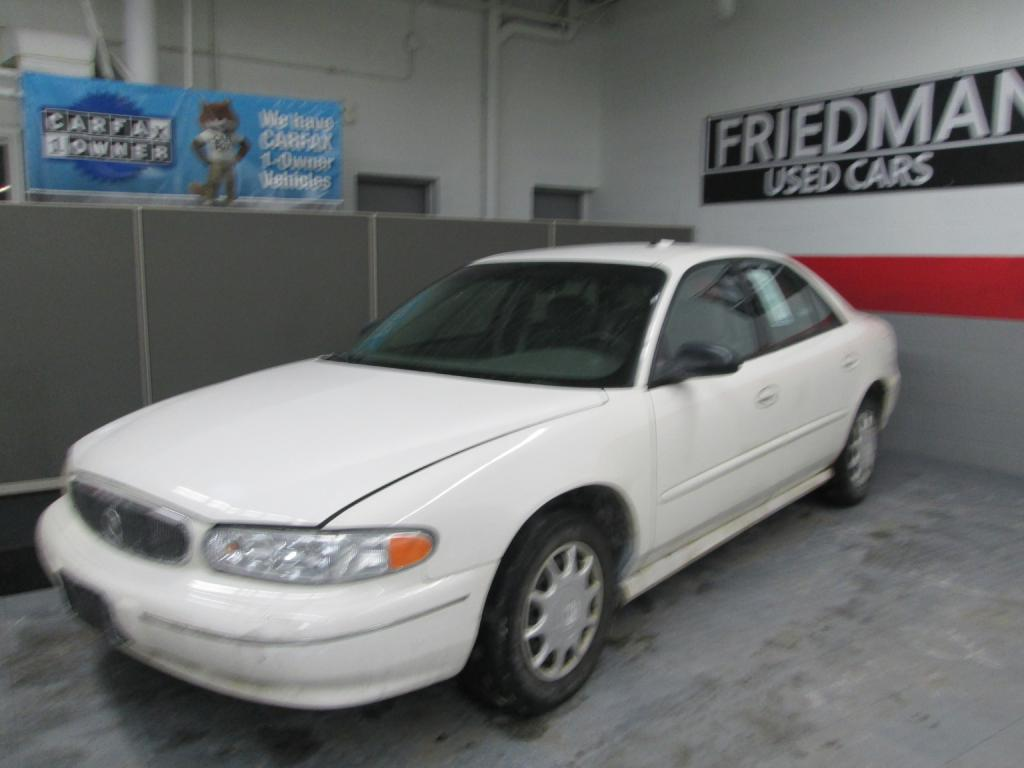 2003 BUICK CENTURY CUSTOM for sale at Friedman Used Cars | Bedford ...