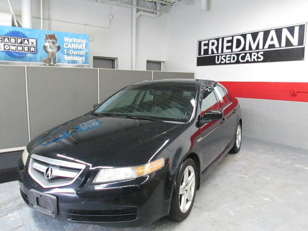 ACURA TL For Sale At Friedman Used Cars Bedford Heights Ohio - Used 2005 acura tl