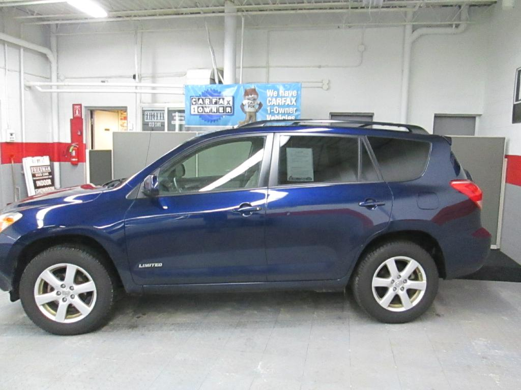 2007 TOYOTA RAV4 LIMITED for sale at Friedman Used Cars