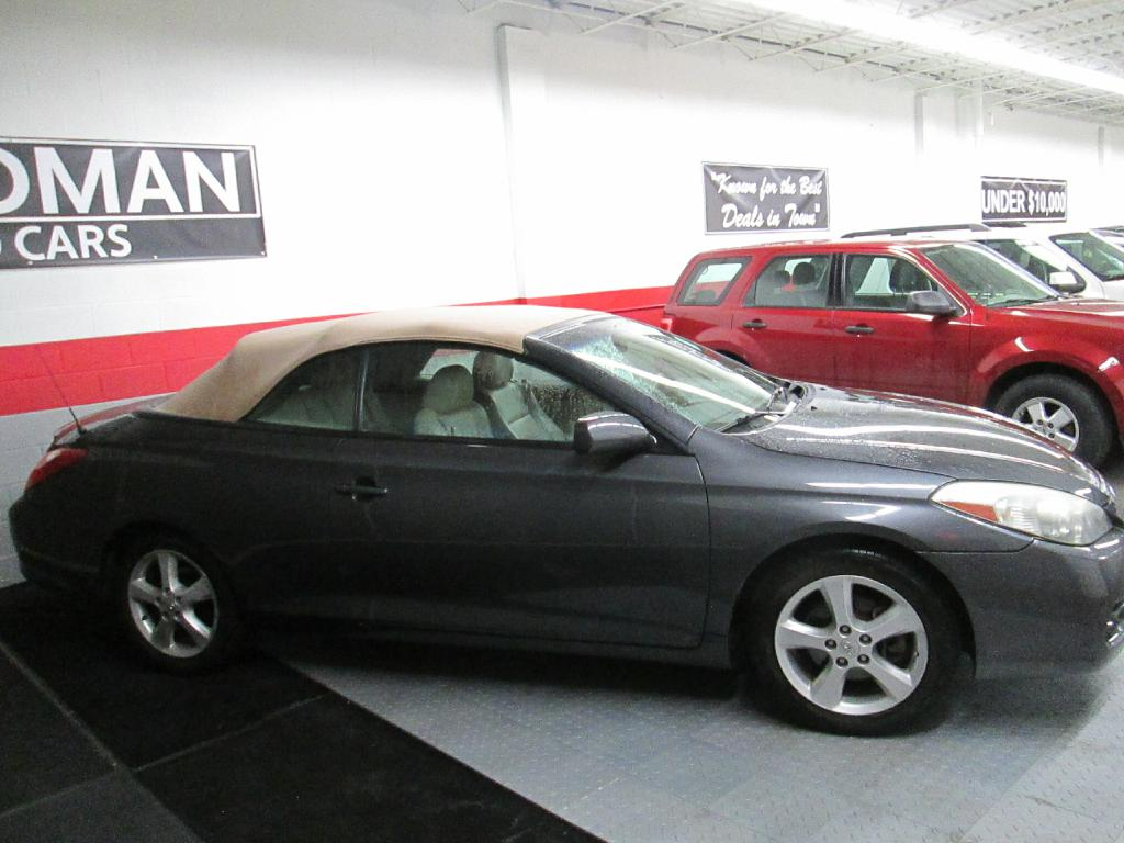 2008 TOYOTA CAMRY SOLARA SE for sale at Friedman Used Cars