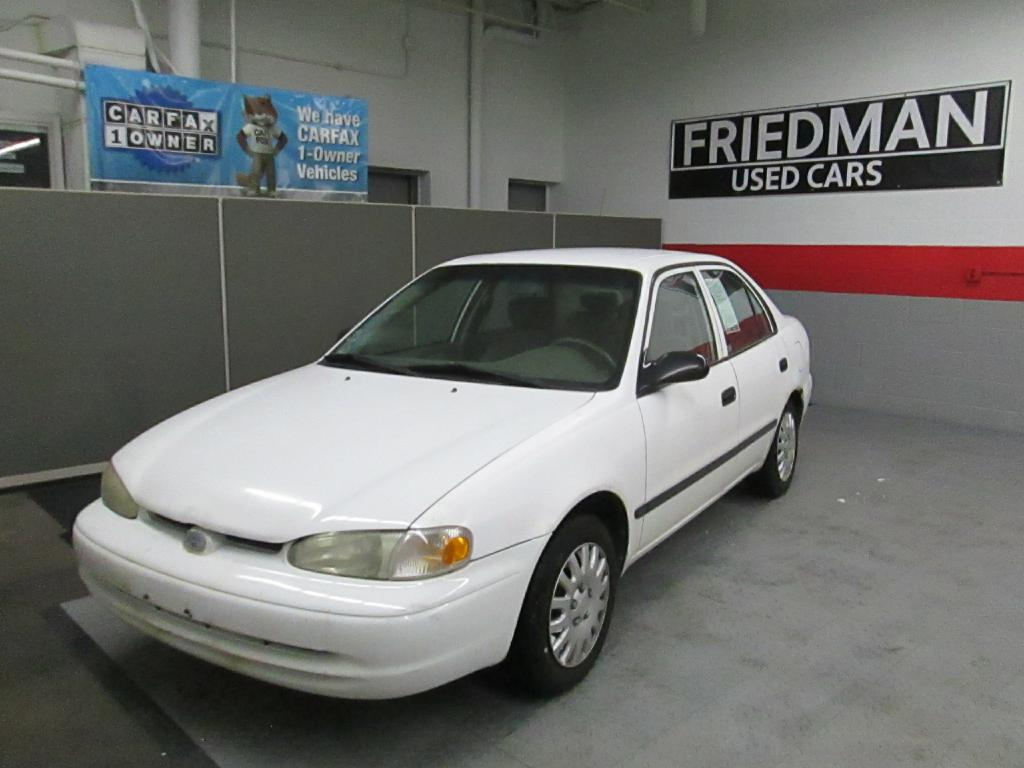 1999 CHEVROLET GEO PRIZM BASE for sale at Friedman Used Cars