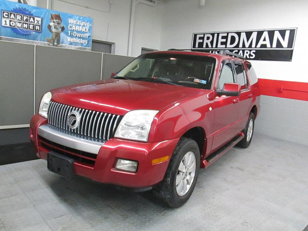 2006 MERCURY MOUNTAINEER LUXURY for sale at Friedman Used Cars