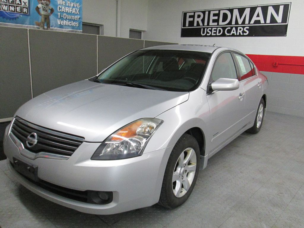 2009 NISSAN ALTIMA HYBRID for sale at Friedman Used Cars | Bedford ...