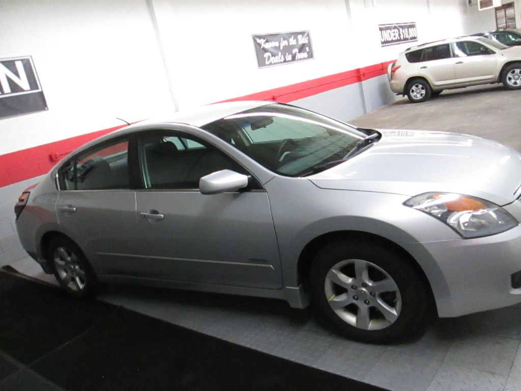 2009 NISSAN ALTIMA HYBRID for sale at Friedman Used Cars