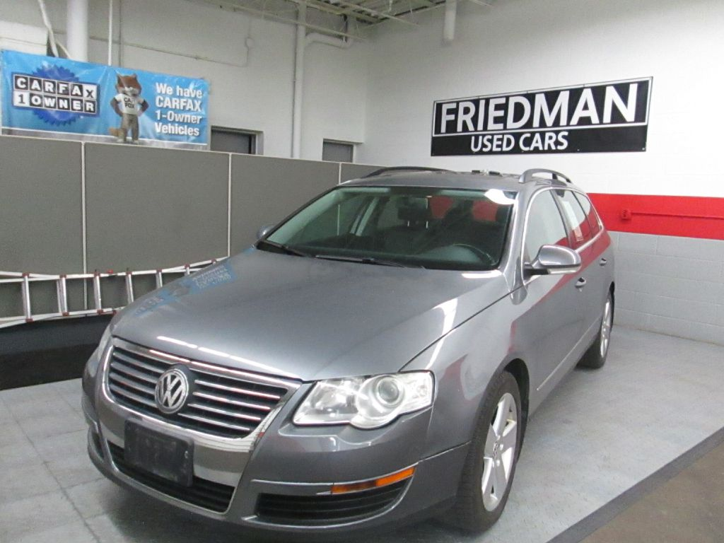 2008 VOLKSWAGEN PASSAT WAGON KOMFORT for sale at Friedman Used Cars