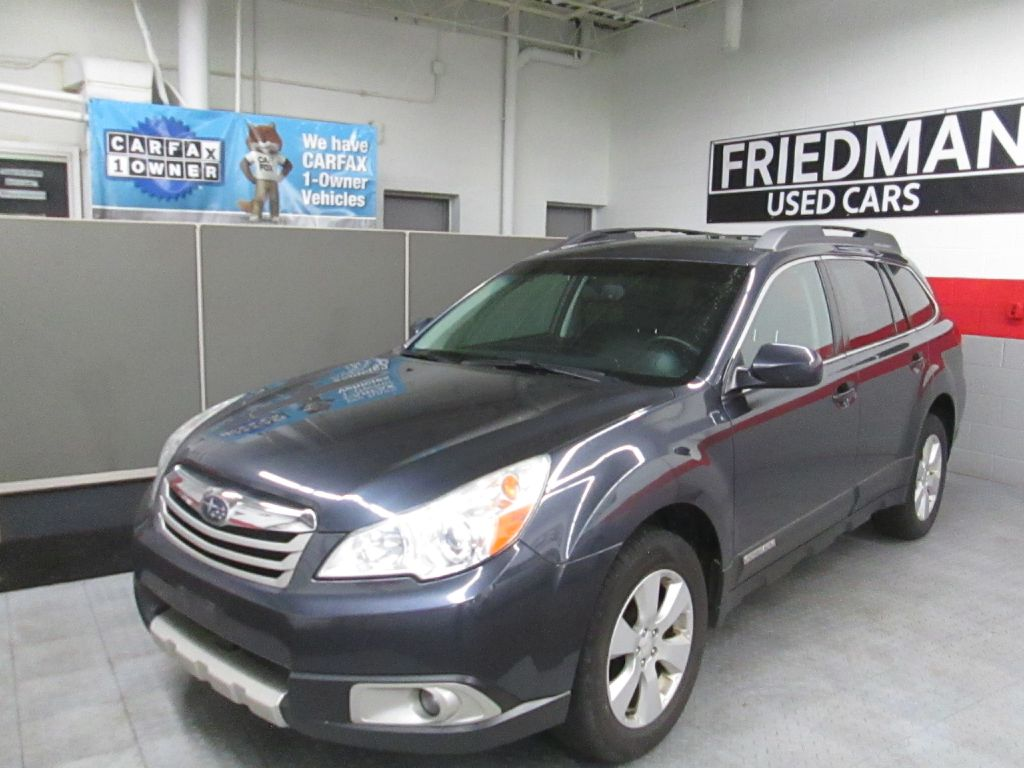 2010 SUBARU OUTBACK 2.5I LIMITED for sale at Friedman Used Cars