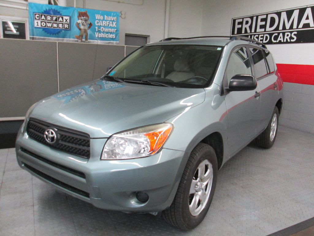 2007 TOYOTA RAV4  for sale at Friedman Used Cars