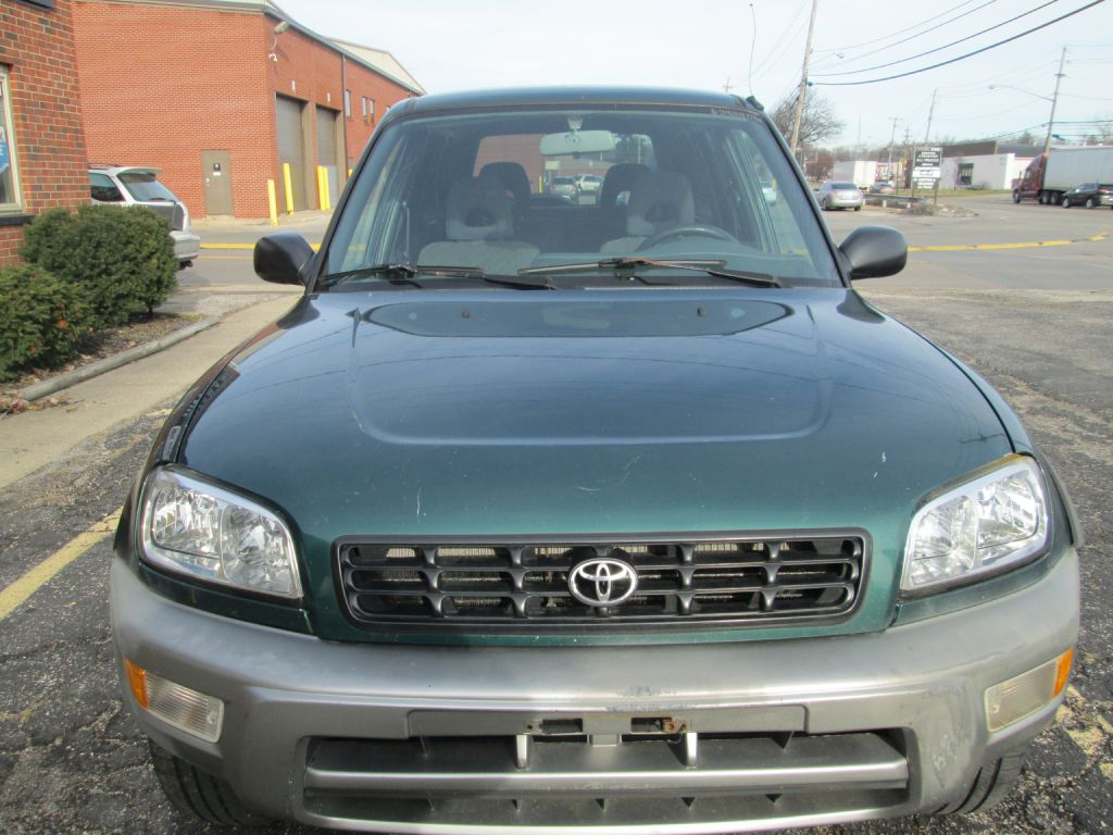 2000 TOYOTA RAV4  for sale at Friedman Used Cars