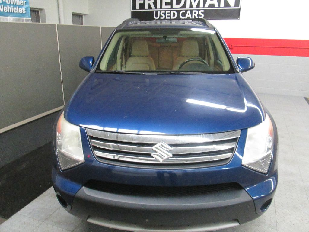 2008 SUZUKI XL7 LUXURY for sale at Friedman Used Cars