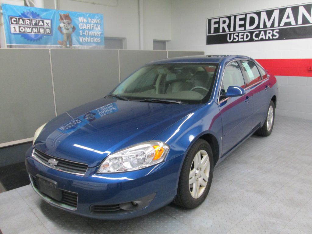 2006 CHEVROLET IMPALA LT for sale at Friedman Used Cars