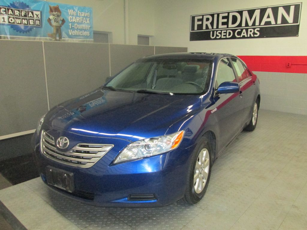 2008 TOYOTA CAMRY HYBRID for sale at Friedman Used Cars