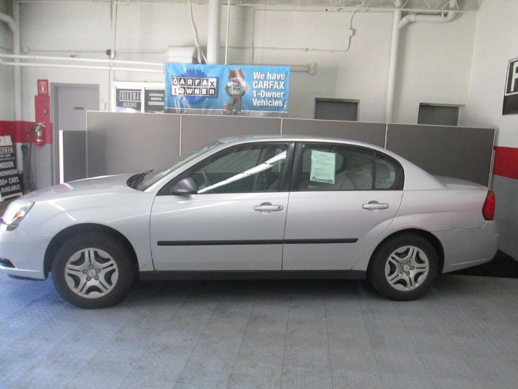 2005 CHEVROLET MALIBU  for sale at Friedman Used Cars