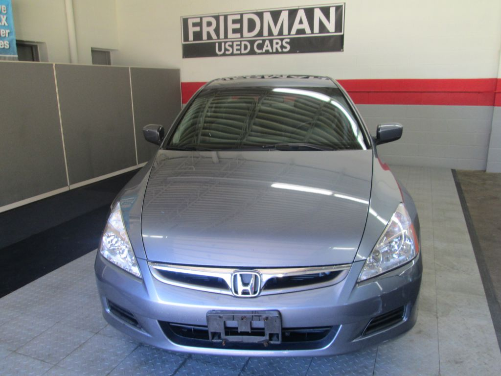 2007 HONDA ACCORD EX for sale at Friedman Used Cars