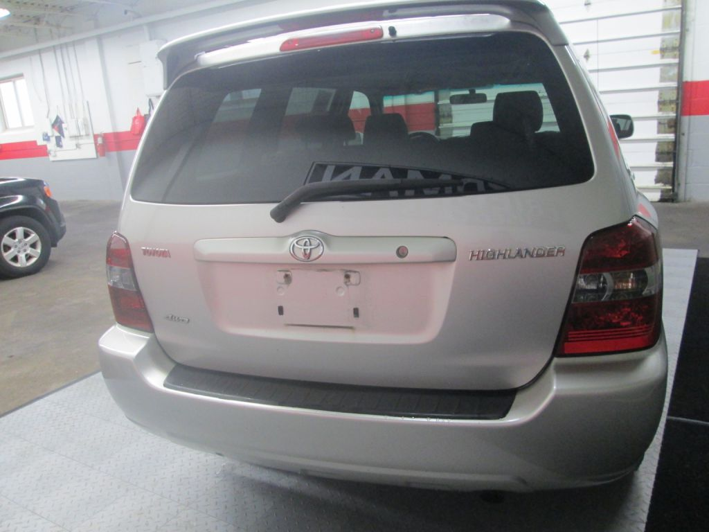 2007 TOYOTA HIGHLANDER  for sale at Friedman Used Cars