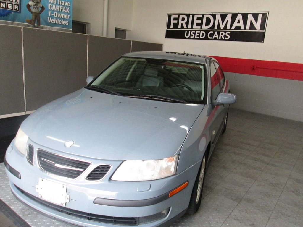 2003 SAAB 9-3 LINEAR for sale at Friedman Used Cars